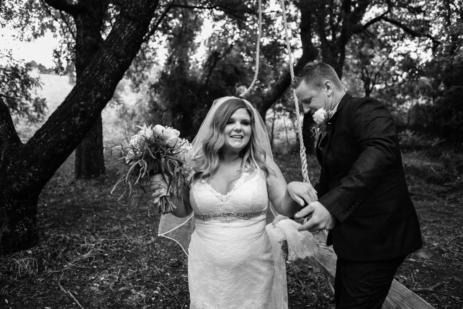 edmond oklahoma wedding photographer